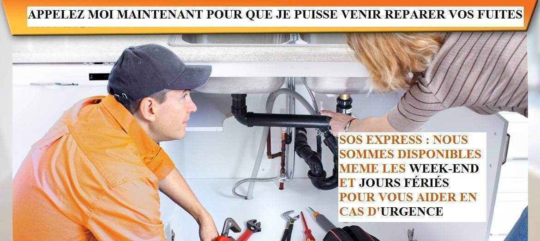 plombier bruxelles depannage service