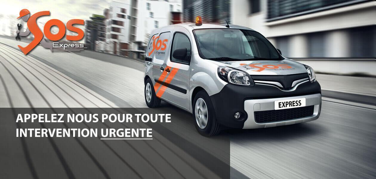 SOS DEPANNAGE EXPRESS BRUXELLES